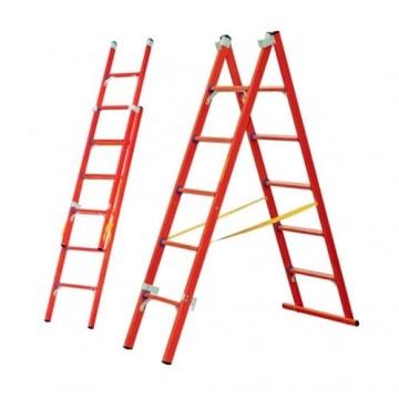 Лестницы диэлектрические, подставки, настилы