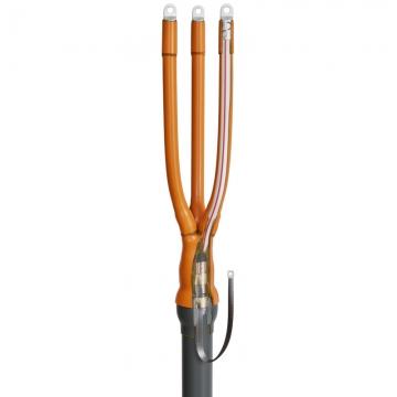 3ПКТп-6 концевые муфты для 6кВ кабеля с пластмассовой изоляцией
