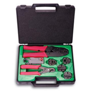 Набор инструмента HT-330 (КВТ) для работы с коаксиальным кабелем