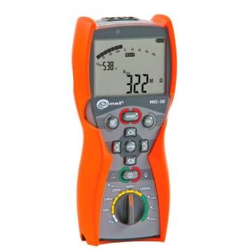Измеритель параметров электроизоляции MIC-10