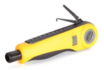 Инструмент HT-3640R (КВТ) для заделки витой пары в кросс-панель, без ножа