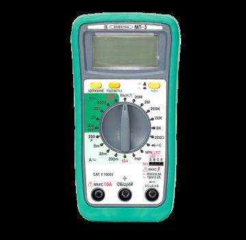 Многоцелевой ручной мультиметр МП-3