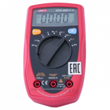 Мультиметр цифровой ZEN-MM11-4