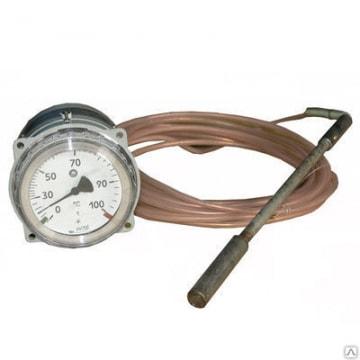 Термометры манометрические ТКП, ТГП