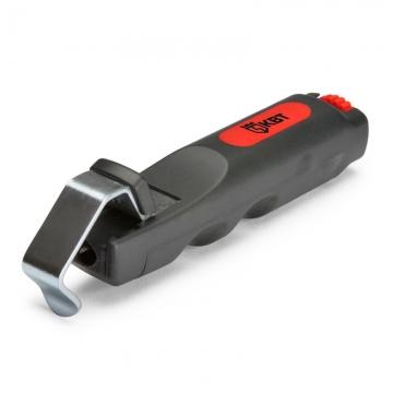 Инструмент для снятия изоляции и оболочки силовых кабелей