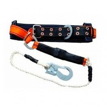 Защита при работе на высоте (лазы, стропы, пояса)