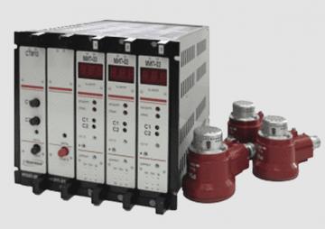СТМ-10 - стационарный сигнализатор горючих газов