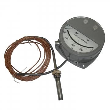 Термометр показывающий сигнализирующий ТКП-160Сг-М3