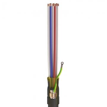 ККТ Концевые муфты внутренней установки для контрольных кабелей с пластмассовой изоляцией до 1кВ