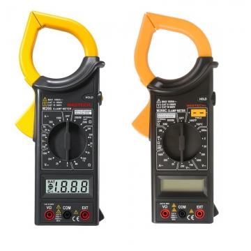 Клещи токовые цифровые M 266