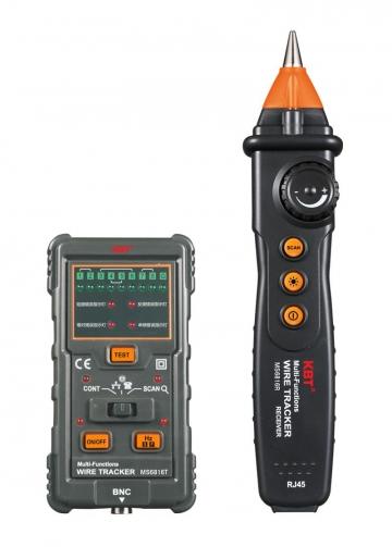Тестер кабельный – трассоискатель MS6816