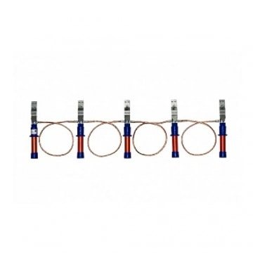 Заземление переносное для высоковольтных линий ПЗУ-1Д